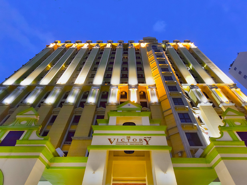 The Victory Executive Residences